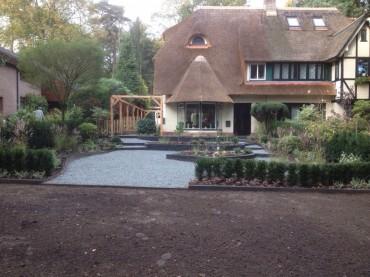 Egbert Veldhuis projecten tuinrenovatie