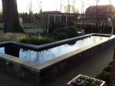 Vijver aanleggen Gelderland