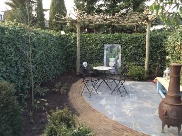 Tuin laten ontwerpen particulier