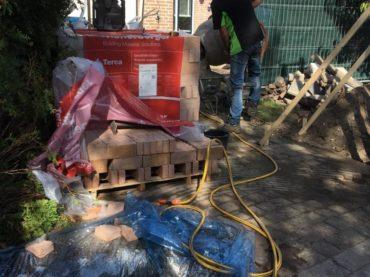 Tuinbouw aanleg