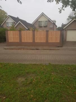 Overkapping Veldhuis Hovenier